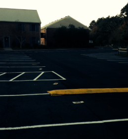 Raleigh NC Commercial Parking Lot Paving