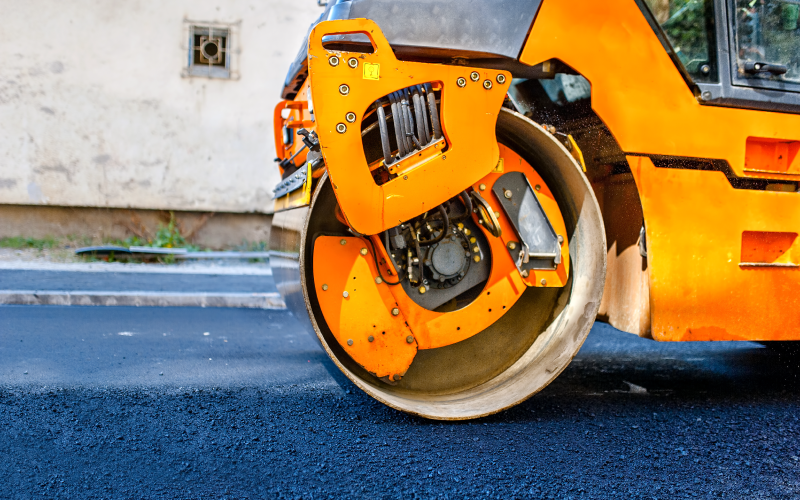 Commercial Asphalt Paving Solutions North Carolina