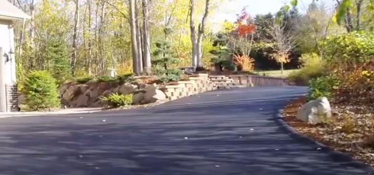 New Asphalt Driveway Lexington NC Asphalt Paving